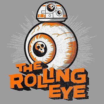 the Rolling Eye by Gimetzco