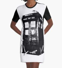 All the Sonic Tools Graphic T-Shirt Dress