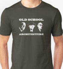 Old School Architecture t shirt T-Shirt
