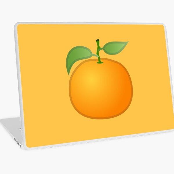 Tangerine Mandarin Orange Laptop Skin