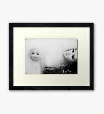Oh, Doll.  Framed Print