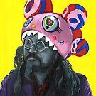 Master Murakami by mjviajes
