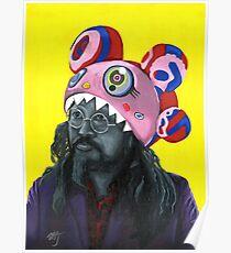 Master Murakami Poster