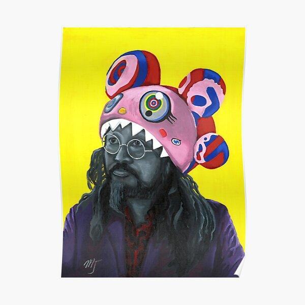 Maître Murakami Poster