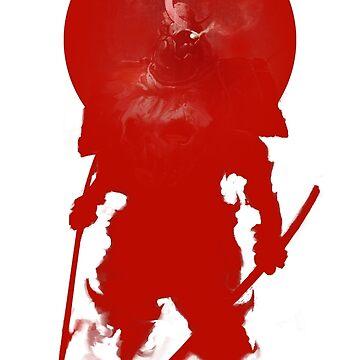Nitenichi Red by cobaltplasma