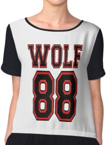♥♫I Love KPop-Awesome EXO WOLF 88♪♥ Chiffon Top