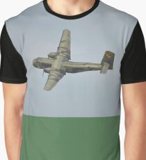 Townsville Air Show,Australia 2016-HARS Caribou A4-210 Graphic T-Shirt