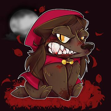 Little Red Werewolf by Tandemonium