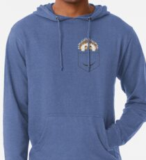 Hedgehog in your pocket! Lightweight Hoodie