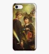 BBC Merlin: Emrys Ascending iPhone Case/Skin