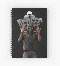 Wrench Spiral Notebook