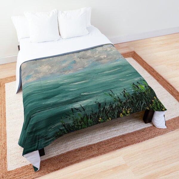 Lazy Lake Day Comforter