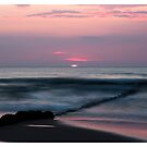Sylt - Sundown #1 by Ronny Falkenstein