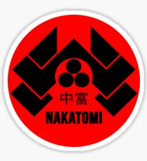 Nakatomi Tower McClane Sticker