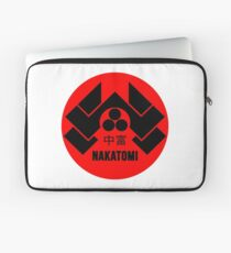 Nakatomi Tower McClane Laptop Sleeve