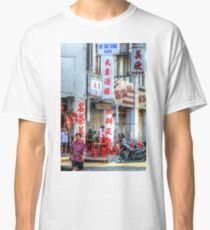 Dai Tong Cafe Penang Malaysia Classic T-Shirt