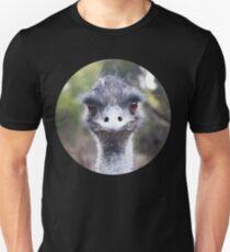 The Judging Emu - Comical Animals - Australia Unisex T-Shirt