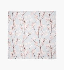 Blossom. Watercolor seamless floral pattern Scarf