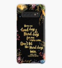 ACOMAF - Don't Let The Hard Days Win Case/Skin for Samsung Galaxy