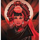 Poster for Nocturne   Anna May Wong by caseycastille