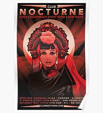 Poster for Nocturne | Anna May Wong Poster