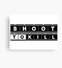 cool film movies cinema t shirts Canvas Print
