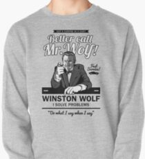 Better call Mr. Wolf Pullover