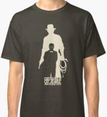 Camiseta clásica Obtainador de antigüedades raras (luz)