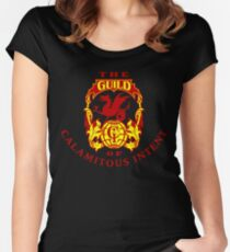 The guild of calamitous intent Women's Fitted Scoop T-Shirt