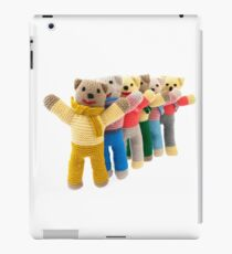 Teddies iPad Case/Skin