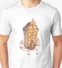 Colorful gingerbread house T-Shirt