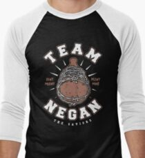 Team Negan Men's Baseball ¾ T-Shirt