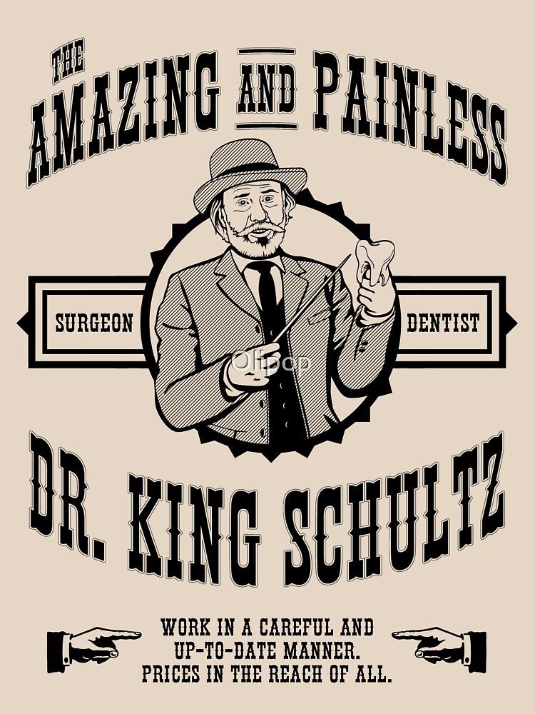 Dr. King Schultz | Unisex T-Shirt