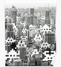 Space Invaders ! Poster