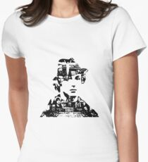 Rocky Tribute Womens Fitted T-Shirt
