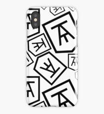 Twin Atlantic Logo | Fill iPhone Case