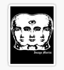 Tricephalous Sticker Sticker