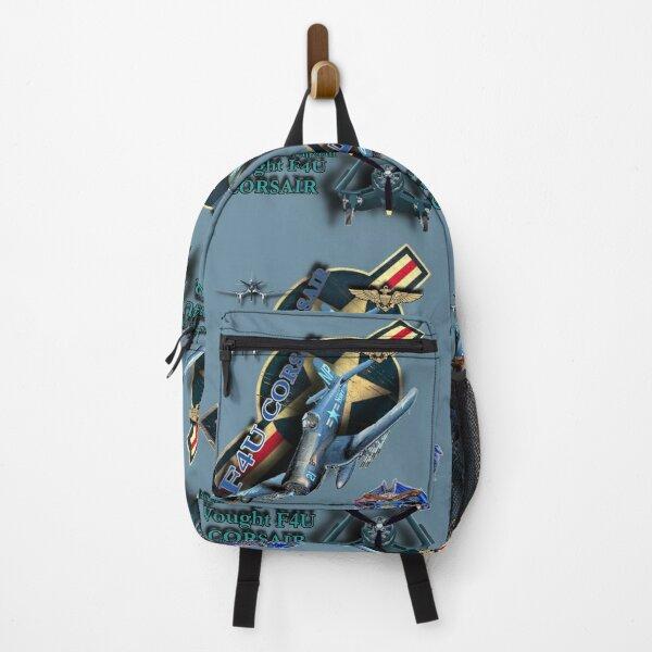 """""""Corsair"""" F4U Backpack"""