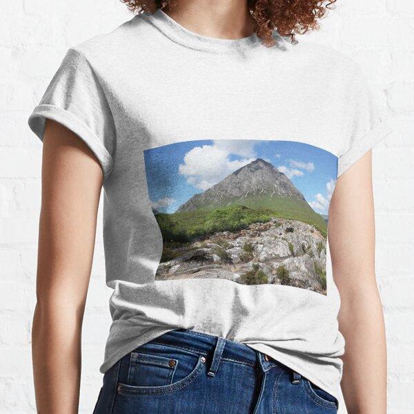 Buachaille Etive Mor 159, the Highlands , Scotland Classic T-Shirt