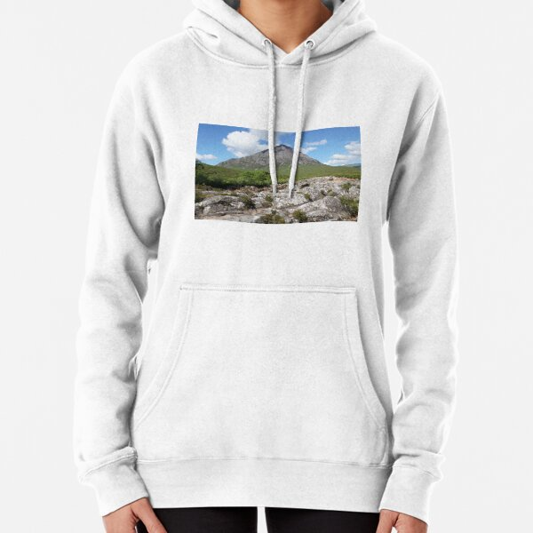 Buachaille Etive Mor 159, the Highlands , Scotland Pullover Hoodie