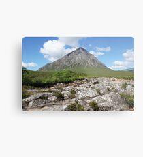 Buachaille Etive Mor 159, the Highlands , Scotland Metal Print