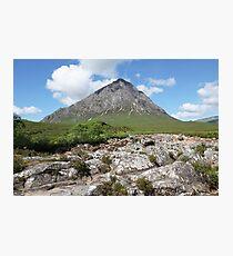 Buachaille Etive Mor 159, the Highlands , Scotland Photographic Print