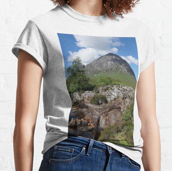 Buachaille Etive Mor 137, the Highlands , Scotland Classic T-Shirt