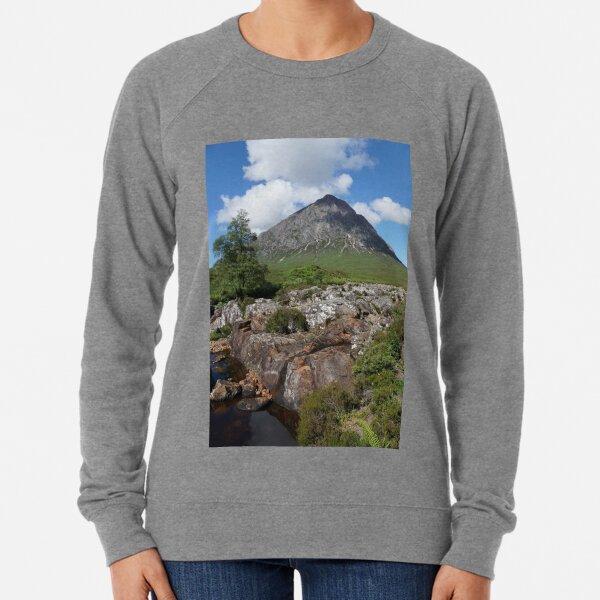 Buachaille Etive Mor 137, the Highlands , Scotland Lightweight Sweatshirt
