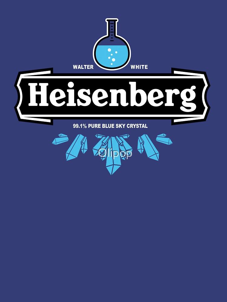 Heisenberg Blue Sky Crystal | Unisex T-Shirt