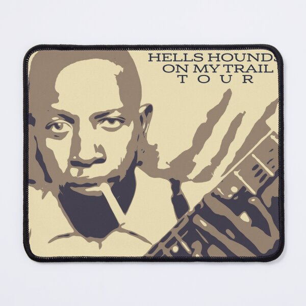 Robert Johnson Live at the Crossroads Mouse Pad