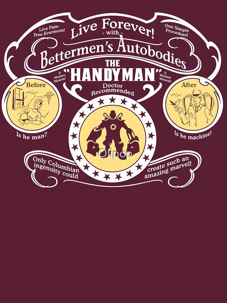 Handyman Autobodies | Unisex T-Shirt