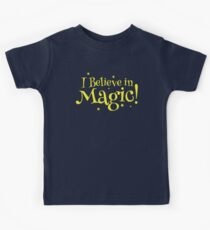 I believe in MAGIC Kids Tee