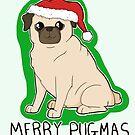 «¡Feliz Pugmas!» de jennisney