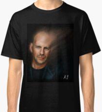Bruce Willis Classic T-Shirt